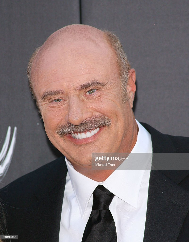 Phil McGraw arrives to the 36th Annual Daytime Emmy Awards held at The Orpheum Theatre on August 30, 2009 in Los Angeles, California.