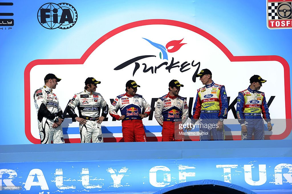 FIA World Rally Championship Turkey - Leg 3