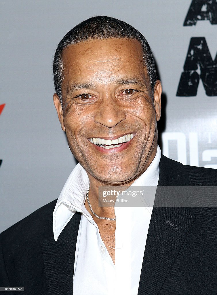 Phil Morris attends '12 Angry Men' at the Pasadena Playhouse on November 10, 2013 in Pasadena, California.