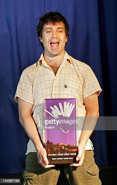 Phil Nichol is the first winner of the 2006 ifcomeddies award for his show Phil Nichol The Naked Racist Stand II The 'eddies' have replaced the...