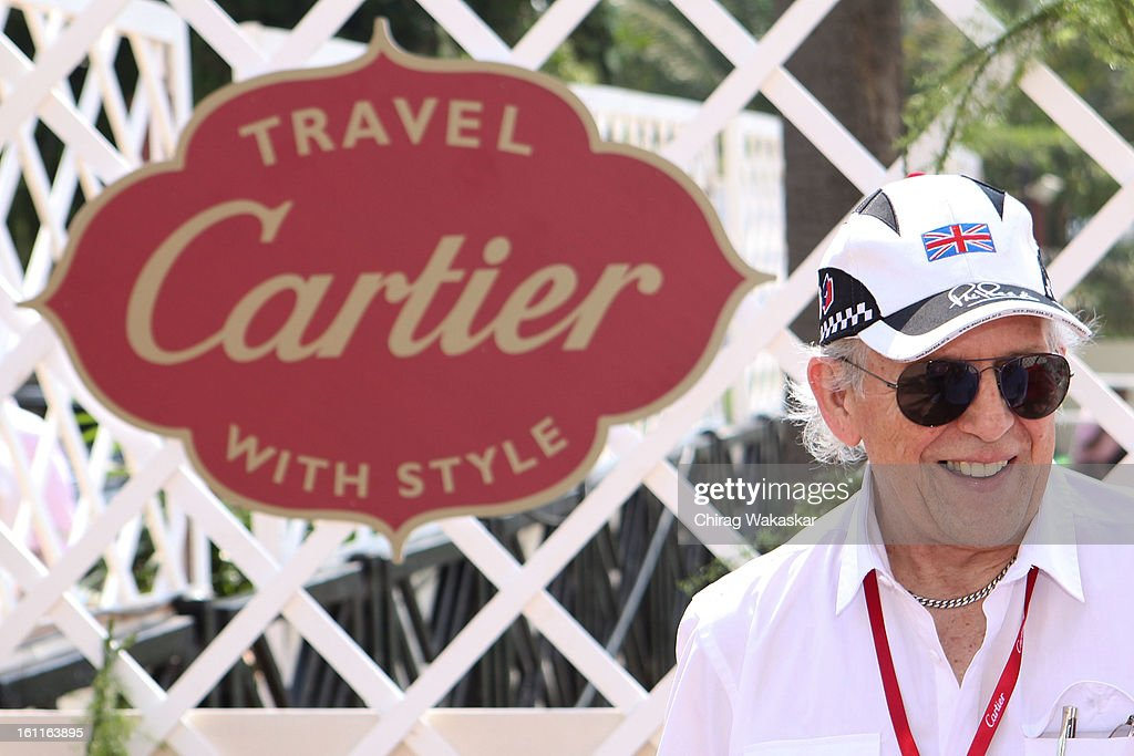 Cartier 'Travel With Style' Concours 2013 Opening