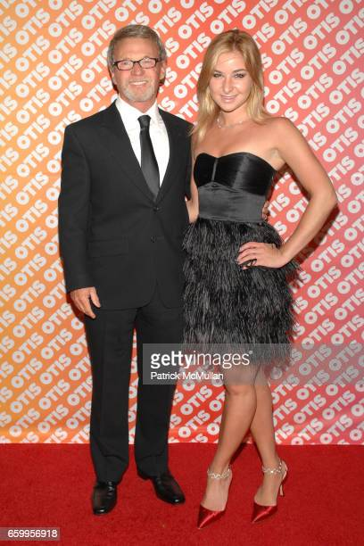 Phil Roman and Jacqueline Sarkissian attend 27th Annual Otis Scholarship Benefit Fashion Show at The Beverly Hilton Hotel on May 2 2009 in Beverly...