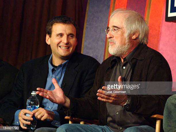 Phil Rosenthal and Jeremy Stevens during The Comedy Festival 'Everybody Loves Raymond' at Caesar's Palace in Las Vegas Nevada United States