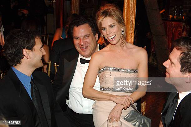 Phil Rosenthal Jeff Garlin Cheryl Hines and Paul Young **EXCLUSIVE COVERAGE**