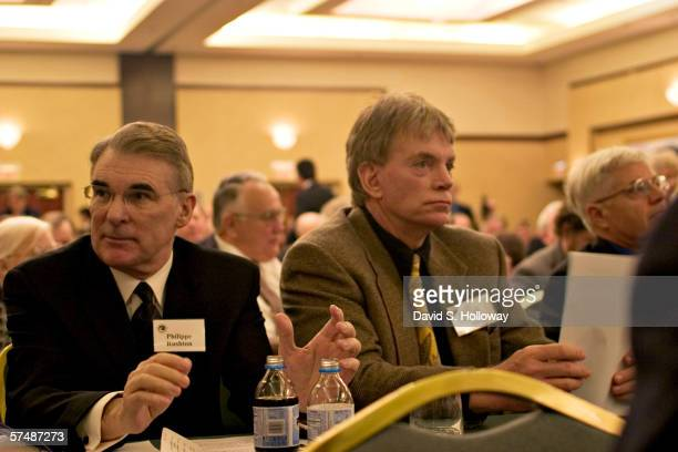 Phil Rushton and former klansman David Duke were in attendance at the 2006 American Renaissance Conference themed 'The Global Crisis Perspectives...