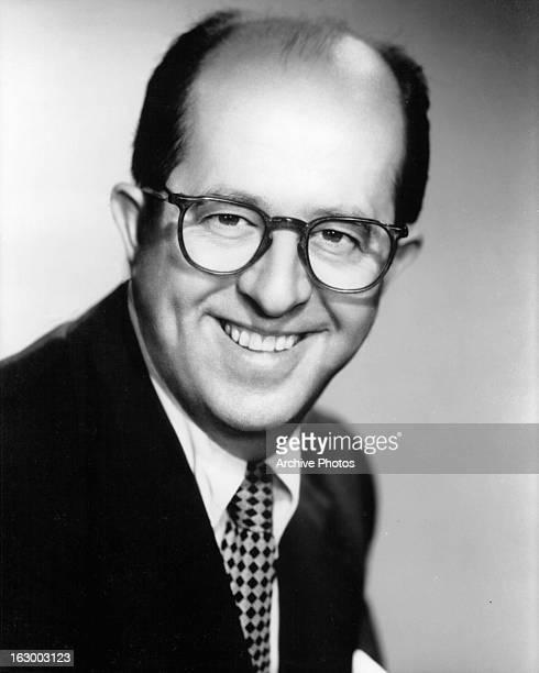 Phil Silvers in publicity portrait Circa 1960