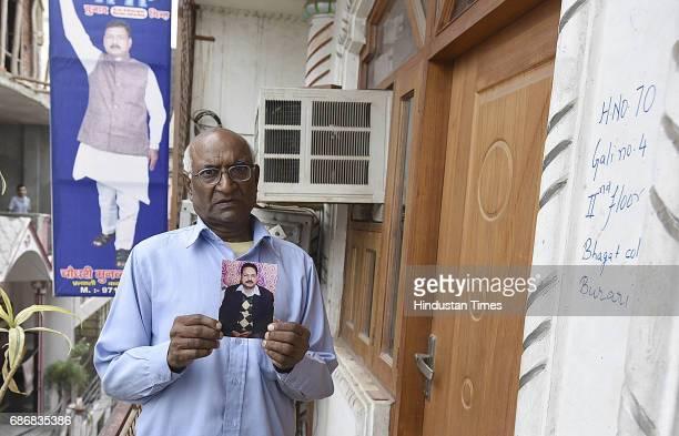 Phil Singh Talking about BSP Leader Munawwar Hasan at Sant Nagar Burari where he was found murdered on Saturday at Bhagat Colony Burari Munawwar...