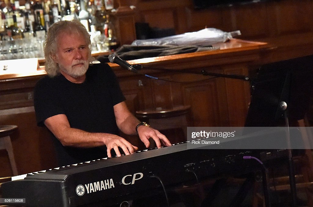 'Phil & the Busters' featuring Rolling Stone's Keyboardist <a gi-track='captionPersonalityLinkClicked' href=/galleries/search?phrase=Chuck+Leavell&family=editorial&specificpeople=1669001 ng-click='$event.stopPropagation()'>Chuck Leavell</a> rehearse for the White House Correspondents' Jam II presented by Mother Nature Network at The Hamilton on April 29, 2016 in Washington, DC.