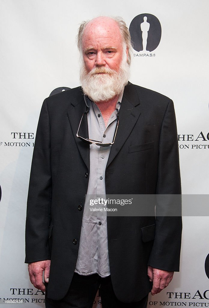 Phil Tippett attends The Academy Spotlights VFX Game-Changers: 'Jurassic Park 3D' at AMPAS Samuel Goldwyn Theater on April 2, 2013 in Beverly Hills, California.