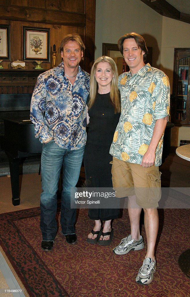 Phil Vassar country singer and guest star Melissa Reeves and Matthew Ashford