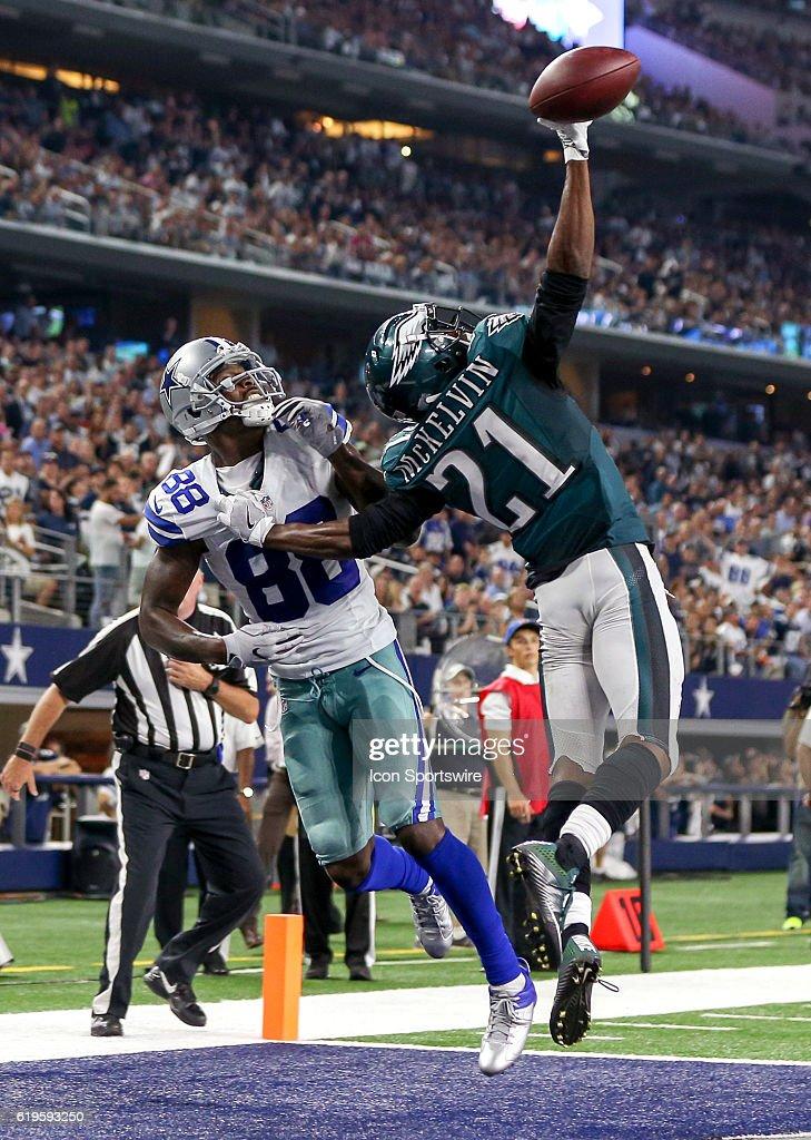 NFL: OCT 30 Eagles at Cowboys : Fotografia de notícias