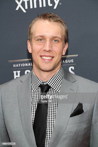 Philadelphia Eagles quarterback Nick Foles attends the 3rd Annual NFL Honors at Radio City Music Hall on February 1 2014 in New York City