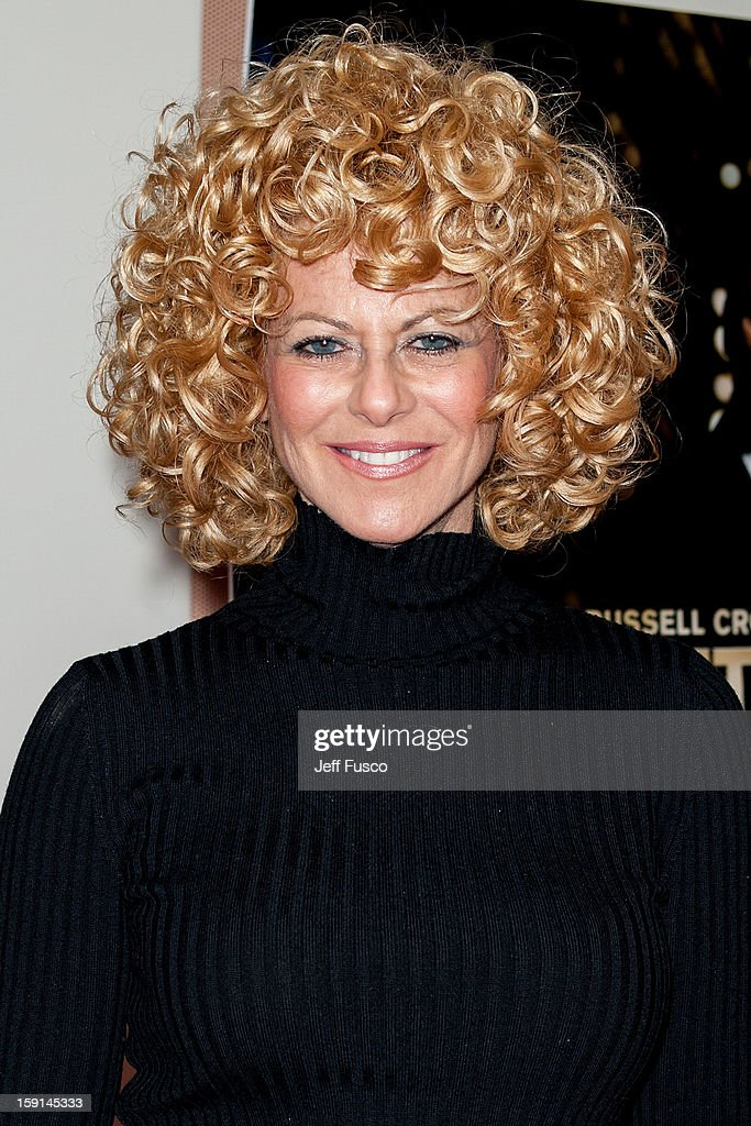 Philadelphia Film Office Director Sharon Pinkenson attends the Philadelphia screening of the movie 'Broken City' at the Prince Music Theater January 8, 2013 in Philadelphia, Pennsylvania.