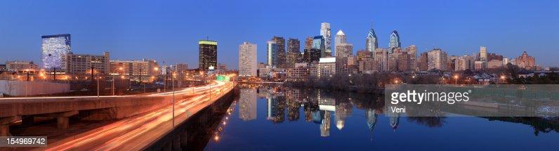 Philadelphia Panorama, Pennsylvania
