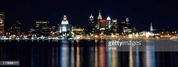 Skyline di Philadelphia