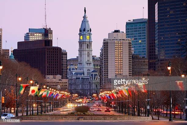 Philadephia City Hall