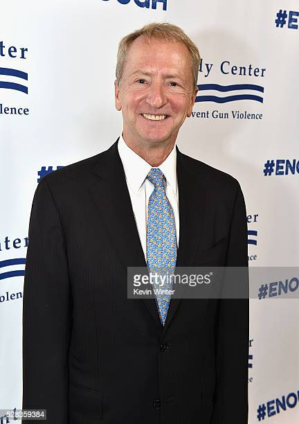Philanthropist and Tech Entrepreneur David Bohnett Foundation David Bohnett attends the 2016 Los Angeles Brady Bear Awards Gala at Four Seasons Hotel...