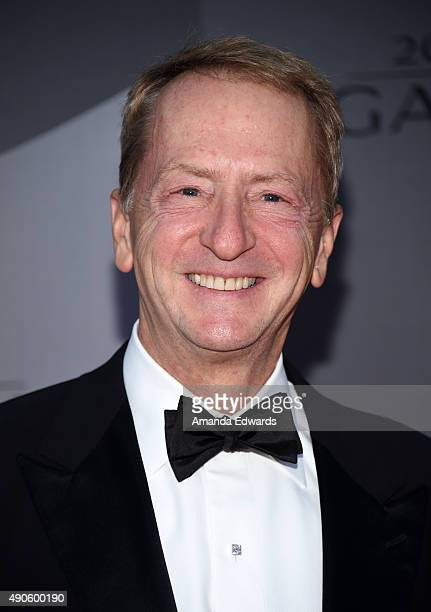 Philanthropist David Bohnett arrives at The Los Angeles Philharmonic 2015/2016 Season Opening Night Gala at the Walt Disney Concert Hall on September...