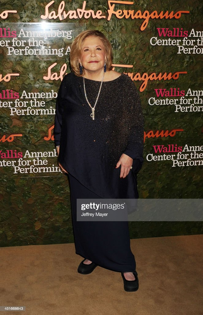 Wallis Annenberg Center For The Performing Arts Inaugural Gala - Arrivals