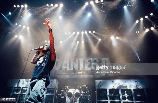 Philip Anselmo / vocalist of Pantera