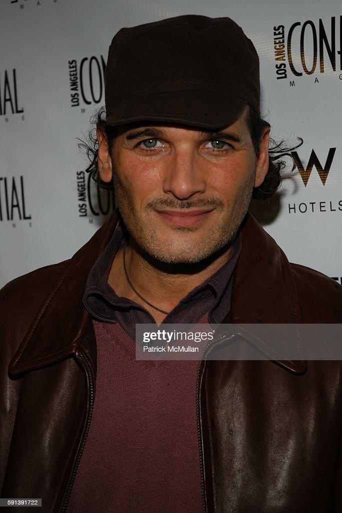 Philip Bloch attends Los Angeles Confidential Magazine Pre Oscar Bash Celebrates Cover Boy Jamie Foxx sponsored by Godiva at the W Hotel Los...
