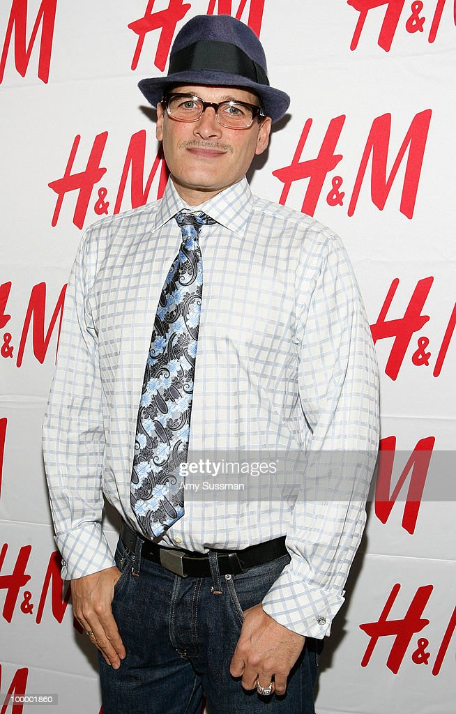 Philip Block attend H&M's launch of Fashion Against AIDS at H&M Fifth Avenue on May 19, 2010 in New York City.
