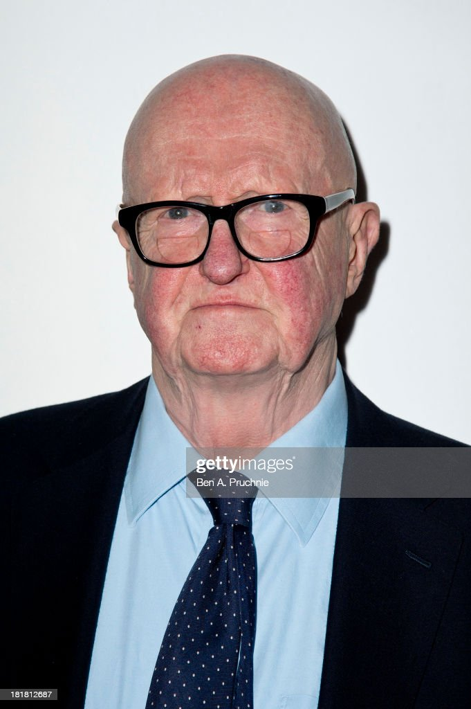 Philip French attends as the BFI host a retirement party for The Observer's chief film critic Philip French at BFI Southbank on September 25 2013 in...