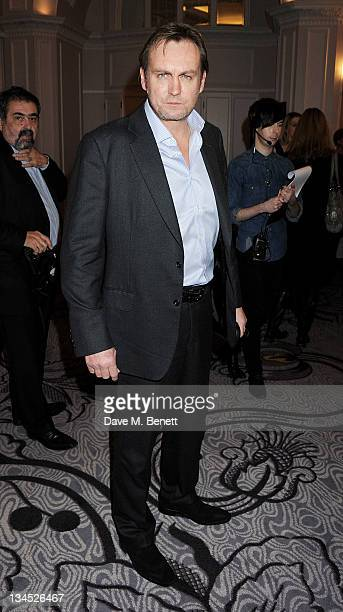 Philip Glenister arrives at the Sky Women In Film Television Awards 2011 at the Park Lane Hilton on December 2 2011 in London England