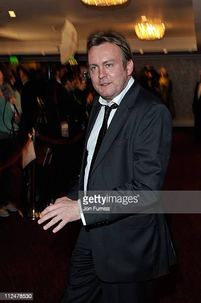 Philip Glenister arrives for The 2009 Sony Radio Academy Awards at The Grosvenor House Hotel on May 11 2009 in London England