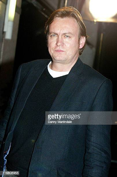 Philip Glenister attends Another Audience With Al Murray The Pub Landlord held at the ITV Centre October 21 2007 in London England