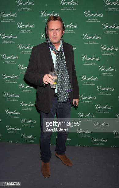 Philip Glenister attends the Gordon's Gin Limited Edition Bottle Launch at the Vaults on September 12 2012 in London England