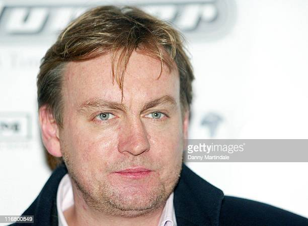 Philip Glenister during 33rd Broadcasting Press Guild Awards March 23 2007 at Theatre Royal in London Great Britain