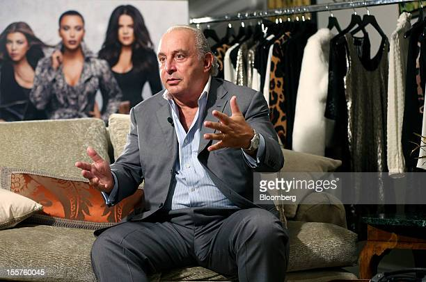 Philip green british businessman stock photos and pictures for Arcadis group