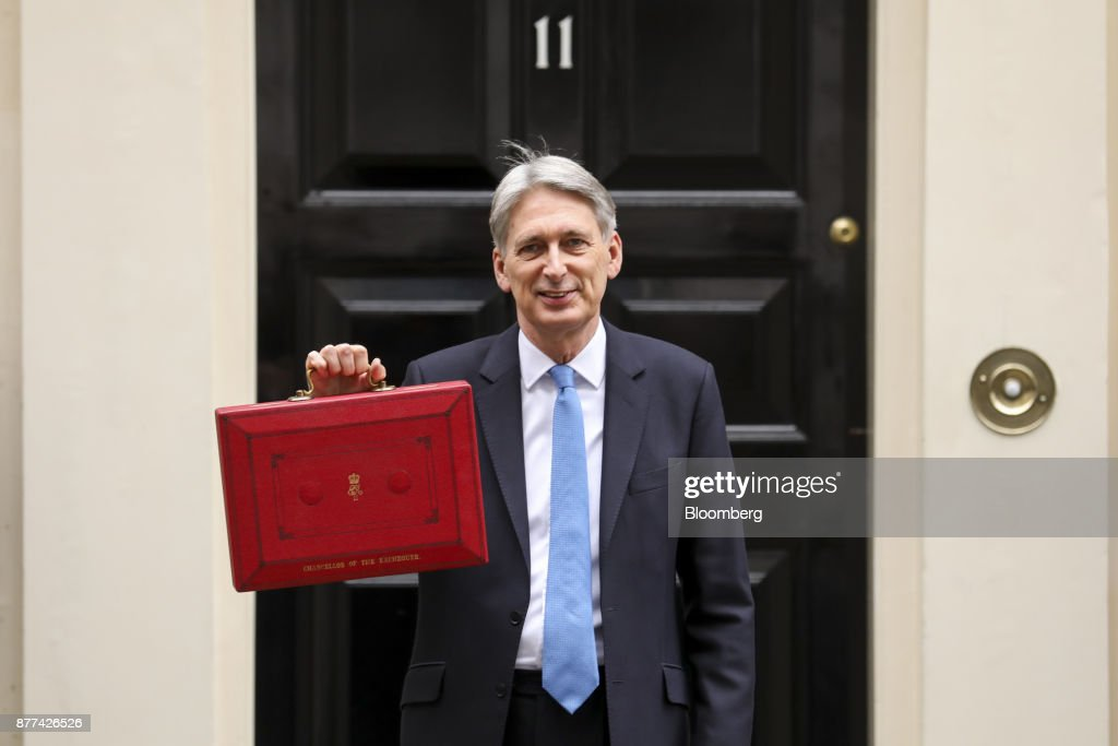U.K. Chancellor Of The Exchequer Philip Hammond Presents Annual Budget Statement