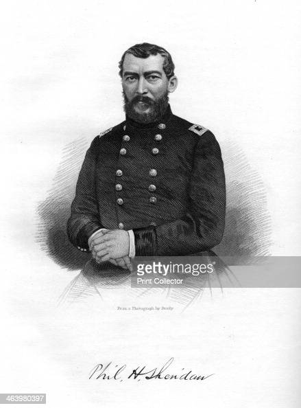Philip Henry Sheridan Union general 18621867 In the American Civil War Sheridan rose to the rank of Majorgeneral in the Union army and commanded the...