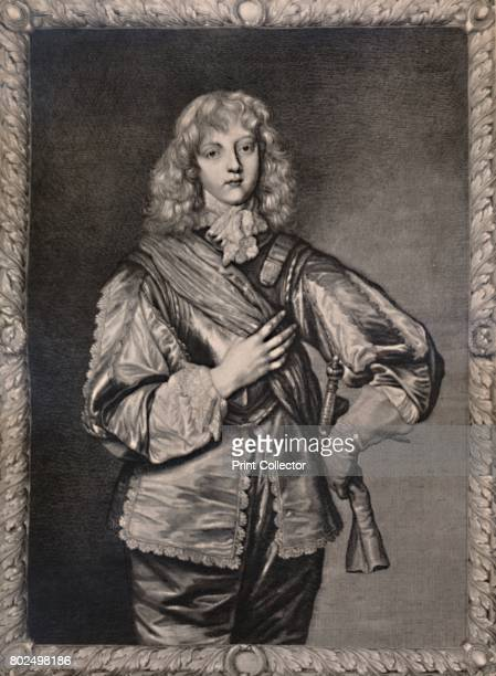 Philip Herbert 5th Earl of Pembroke mid 17th century From A Collection of Engraved Portraits Exhibited by the Late James Anderson Rose at the Opening...
