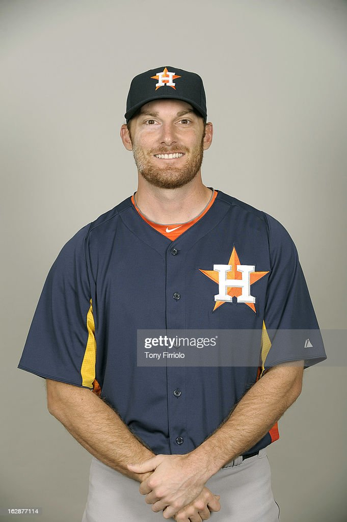 Philip Humber #59 of the Houston Astros poses during Photo Day on February 21, 2012 at Osceola County Stadium at Osceola Heritage Park in Kissimmee, Florida.