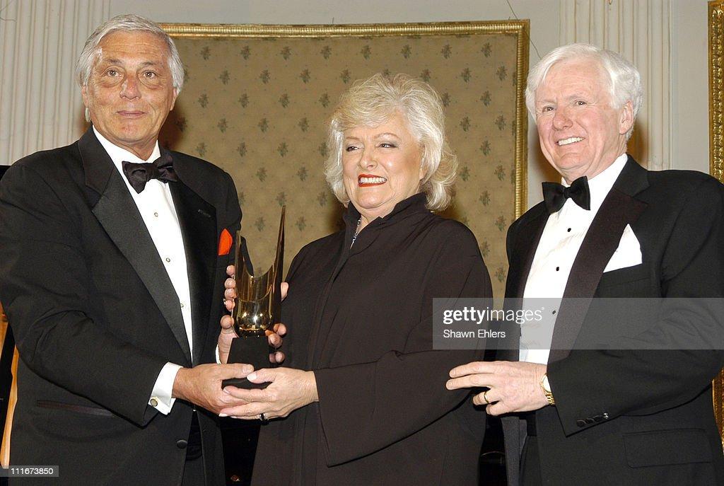 Philip Lombardo, Frances Preston and Gordon Hastings