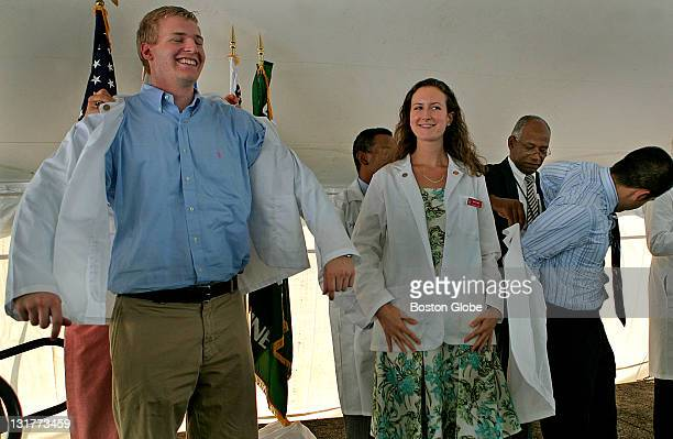 White Coat Day Ceremony Stock Photos and Pictures | Getty Images
