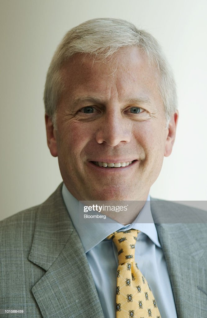 Philip Martens, president of Novelis Inc., stands for a portrait after an interview in New York, U.S., on Wednesday, June 2, 2010. Novelis is the U.S.-based aluminum unit of India's Hindalco Industries Ltd. Photographer: Jonathan Fickies/Bloomberg via Getty Images