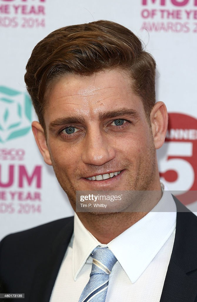 Philip Oliver attends the Tesco Mum of the Year awards at The Savoy Hotel on March 23, 2014 in London, England.