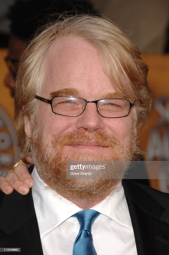 <a gi-track='captionPersonalityLinkClicked' href=/galleries/search?phrase=Philip+Seymour+Hoffman&family=editorial&specificpeople=212791 ng-click='$event.stopPropagation()'>Philip Seymour Hoffman</a> 10618_sg1193.JPG during TNT Broadcasts 12th Annual Screen Actors Guild Awards - Arrivals at Shrine Expo Hall in Los Angeles, California, United States.
