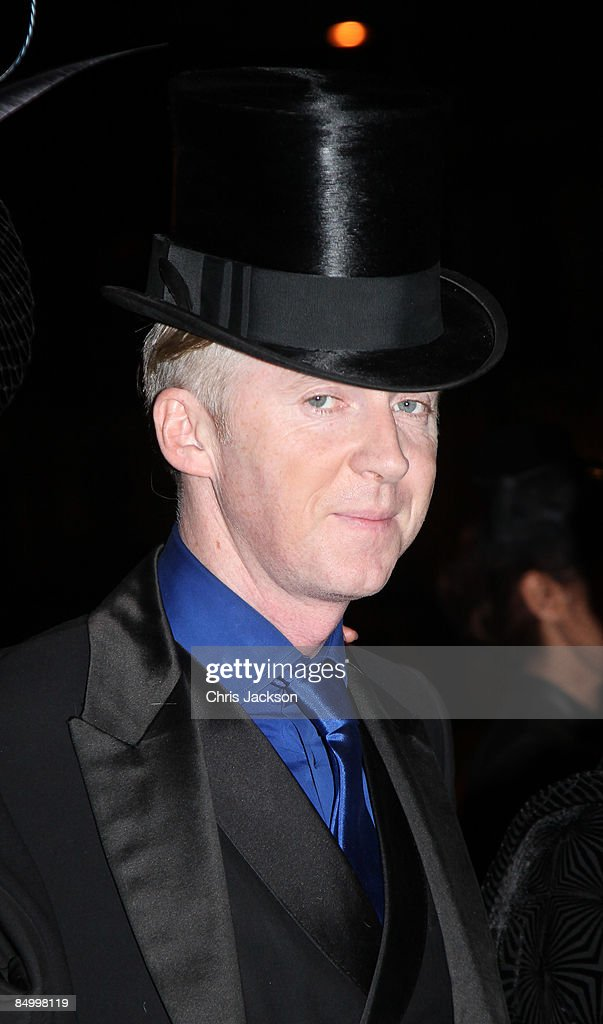 LFW 2009 - Hats: An Anthology By Stephen Jones - Private View Arrivals