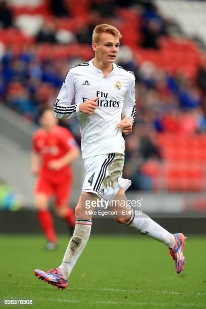 Philipp Lienhart Real Madrid