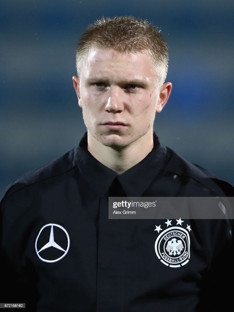 Azerbaijan U21 v Germany U21 - UEFA Under21 Euro 2019 Qualifier