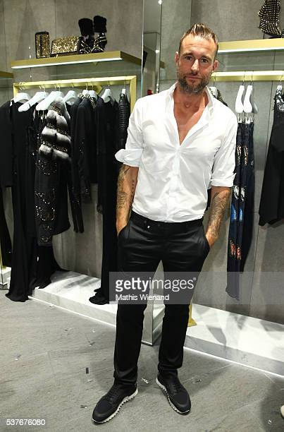 Philipp Plein attends the Philipp Plein Store Event on June 2 2016 in Duesseldorf Germany