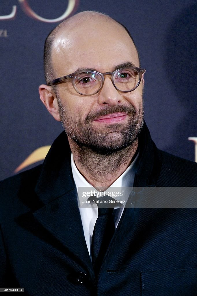 Philipp Stolzl attends the 'The Physician' (El Medico) premiere at Callao Cinema on December 19, 2013 in Madrid, Spain.