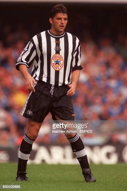 Philippe Albert Newcastle United