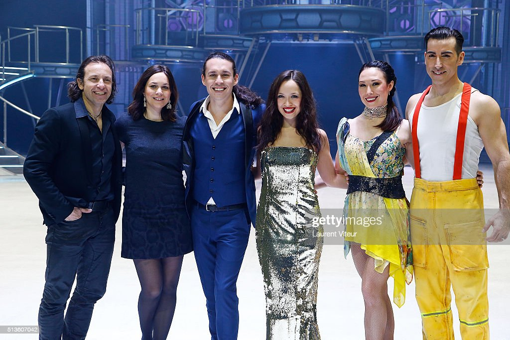 """Holiday On Ice"" Premiere In Paris"