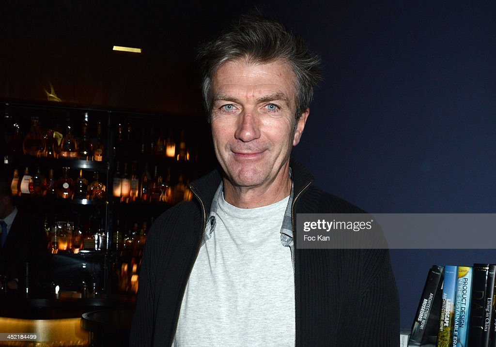 Philippe Caroit attends The Burgundy Hotel Compilation CD Launch Party on November 26, 2013 in Paris, France.